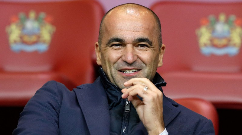 Roberto Martiness. Foto: PA Pictures/Scanpix