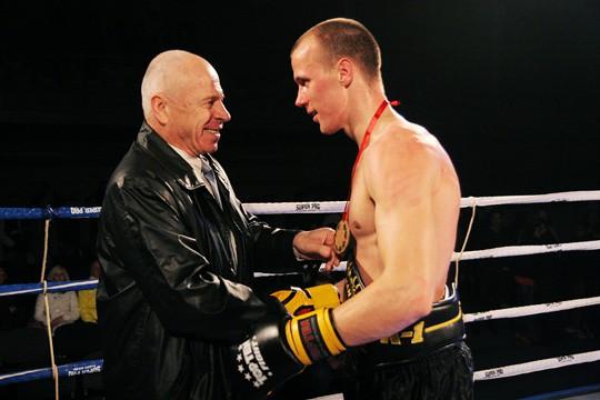 Mareka Lavrinoviča cīņa atcelta