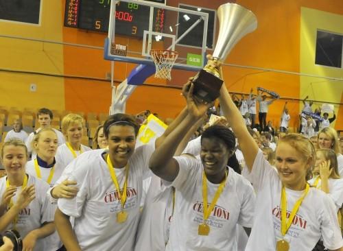 ''Cēsis'' – 2009. gada Latvijas čempiones!