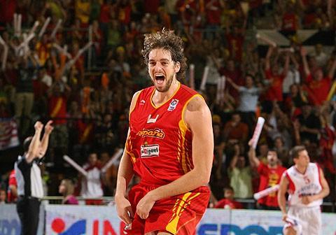Po Gazols – Eiropas MVP