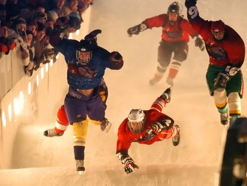 """Red Bull"" meklē labākos ledlaužus Red Bull Crashed Ice pasaules čempionātam!"