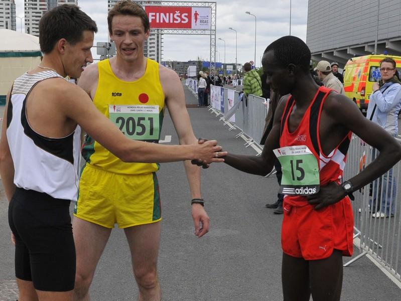 Nordea Rīgas maratonā – dalībvalstu rekords