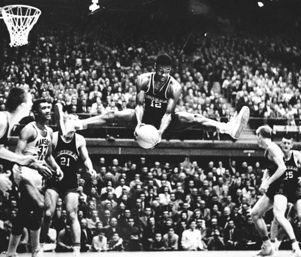 NBA drafta vēsture