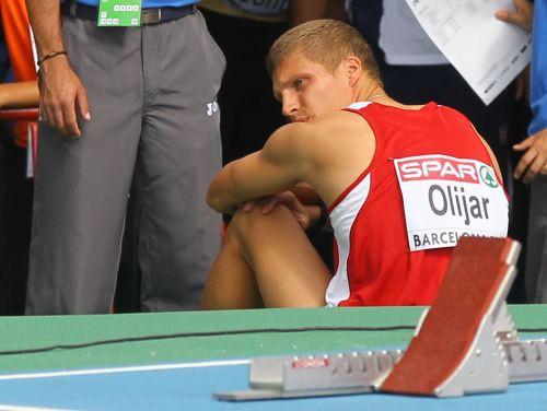 Olijaram čempionāts beidzies ar diskvalifikāciju