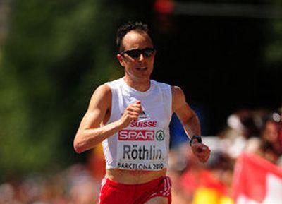 Maratonā vīriem uzvar Rotlins