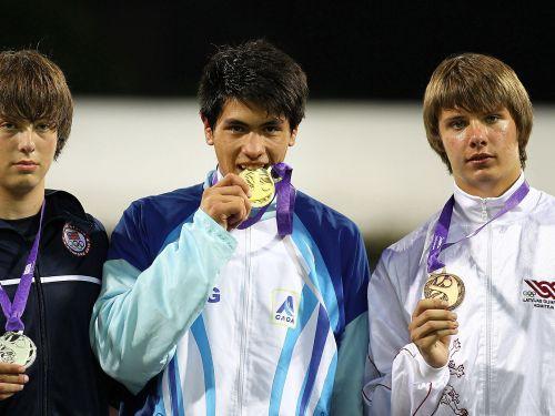 Išējevs Singapūrā aizmet 74,23 metrus un iegūst bronzu