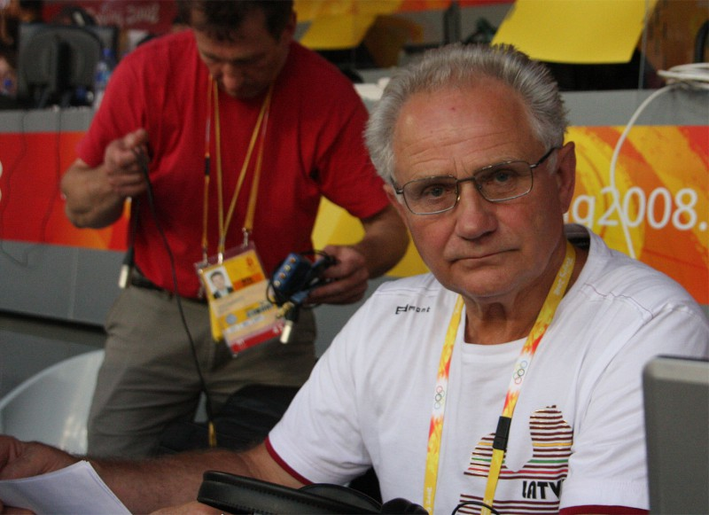 Gunārs Jākobsons saņems balvu par mūža ieguldījumu sportā