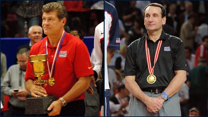 Kžiževskis un Oriemma - 2010. gada labākie treneri ASV