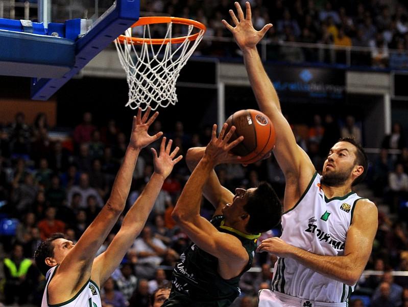 Diamantidis nozog uzvaru Malagā, Navarro uzstāda Eirolīgas rekordu