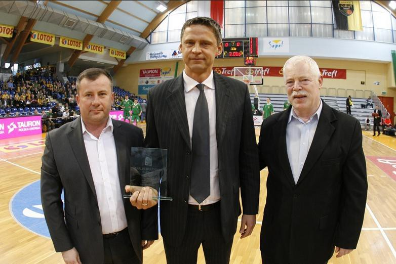Muižnieks - gada labākais treneris Polijā