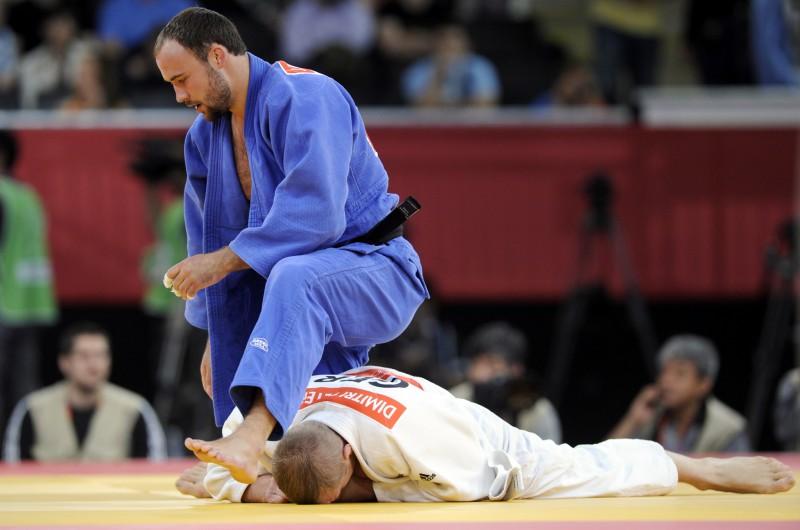 Džudo pasaules čempionātā arī Borodavko zaudē jau pirmajā cīņā