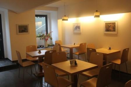 Dabas muzejā atvērta kafejnīca