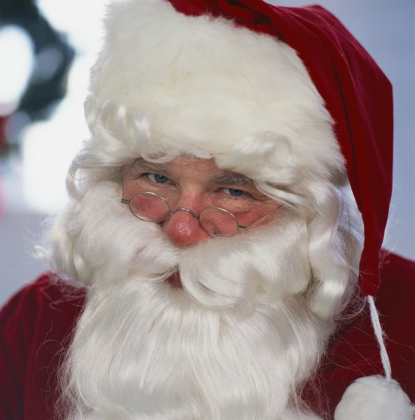 Kā radās Ziemassvētku vecītis?