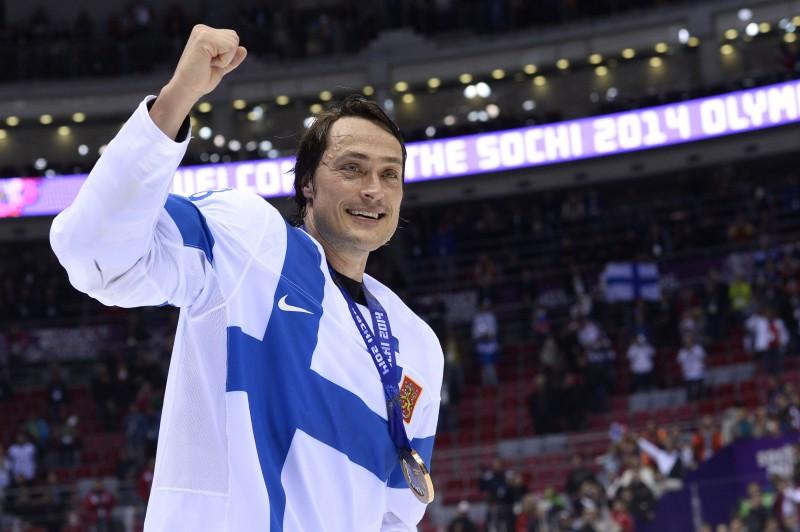 """Somu hokejists: """"Olimpiskā bronza mums ir vērtīgāka par jebkuru PČ zeltu"""""""