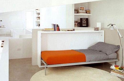 Mēbeļu viltībiņas, kas palīdz ieekonomēt telpu nelielā dzīvoklī