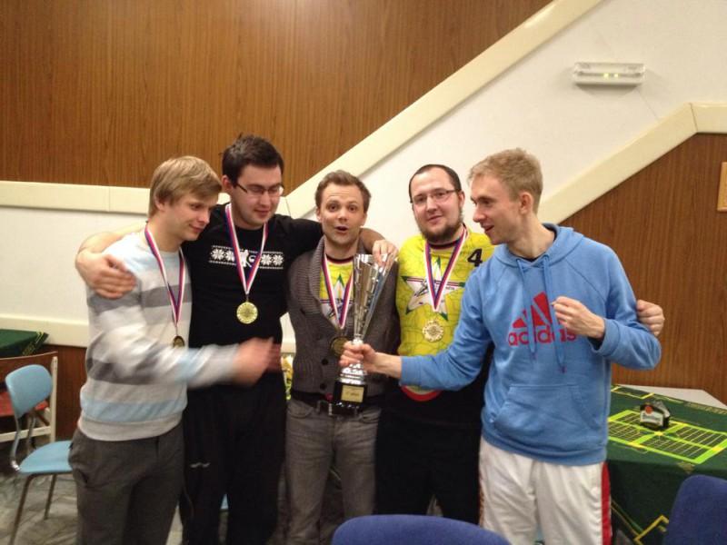 BJC Laimīte - divkārtējie Pasaules čempioni galda hokejā