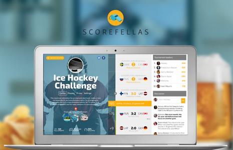 Scorefellas.com – izveido savu konkursu PČ hokejā!