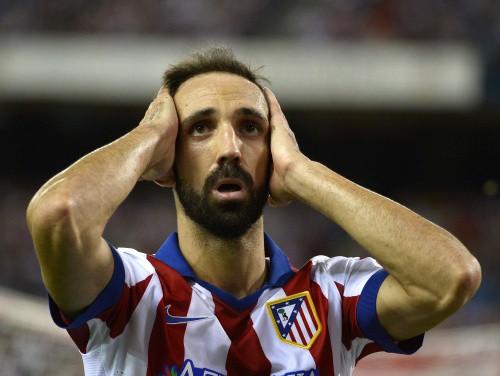 """Huanfrans uzraksta emocionālu vēstuli """"Atletico"""" faniem"""