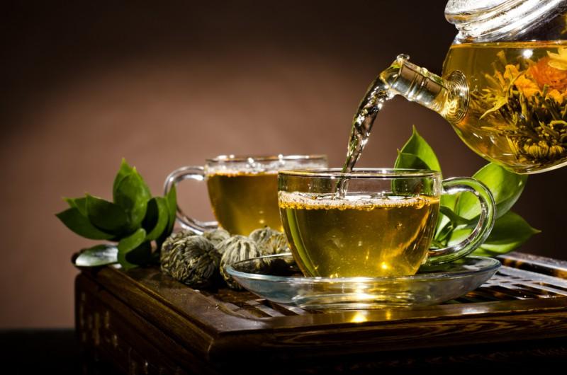 Zaļās tējas nenovērtējamā vērtība