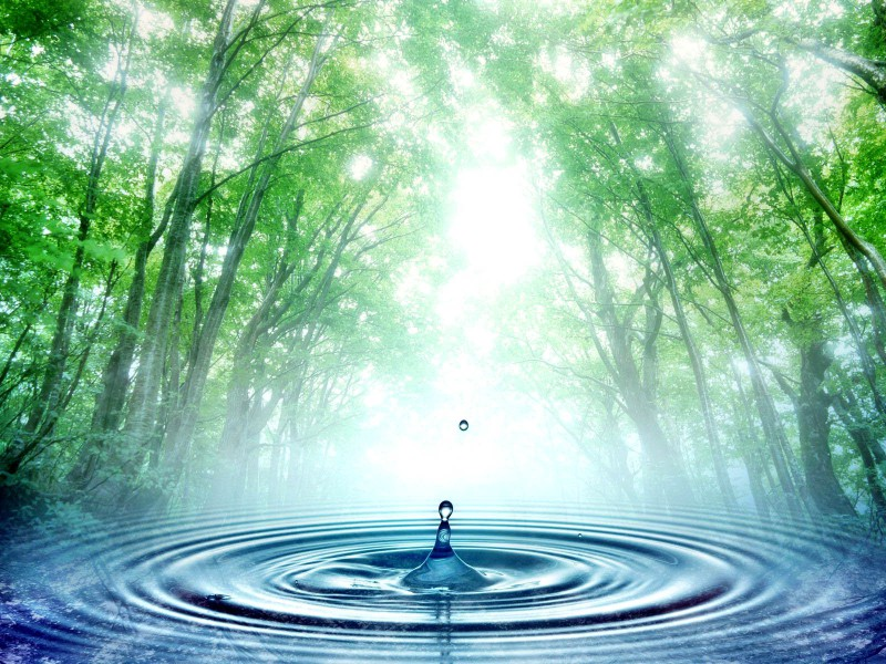 Ūdens maģiskais spēks un iedarbība