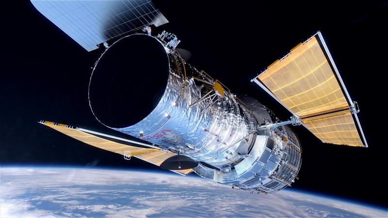 """Habla teleskops palīdz pētīt, kā """"dzima"""" Saule"""