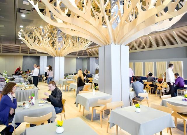 Ar grandioziem svētkiem tiek plānota Gaismas pils restorāna un galējā nosaukuma atklāšana