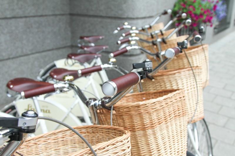 """Laima atbalstīs riteņbraucējus ar saldumiem """"Bike to work"""" kampaņas ietvaros"""