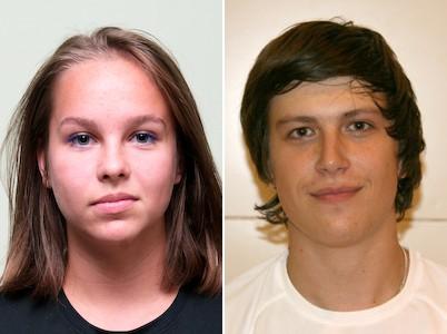 Sporta Punkts mēneša spēlētāji decembrī – Laure un Rislings