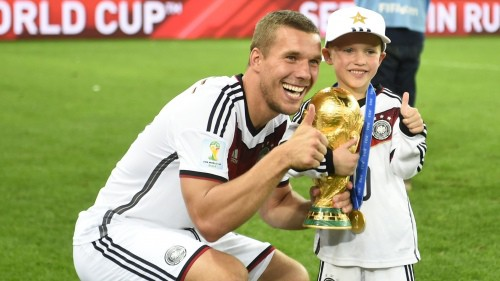 Pasaules čempions Podoļskis 31 gada vecumā aiziet no Vācijas izlases