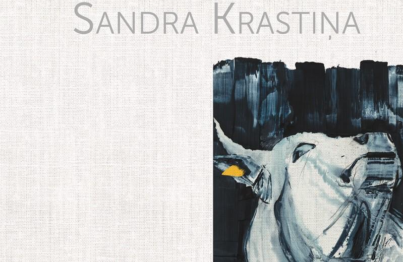 """Izdevniecībā """"Neputns"""" klajā nāk mākslinieces Sandras Krastiņas darbu albums"""