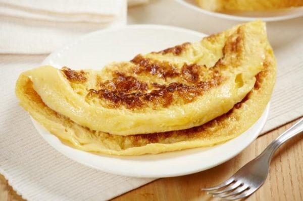 Saldā omlete ar ķirbi