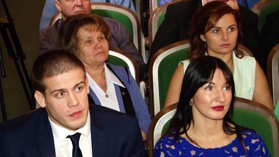 Grigorjeva un Masjuks plūc Daugavpils gada laurus