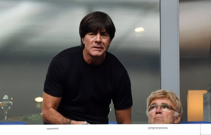 Vācija Konfederāciju kausā ar talantiem, bez zvaigznēm