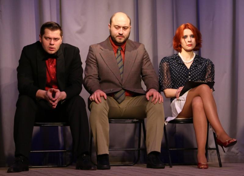 Dramaturgu teātra izrāde Ventspils novadā