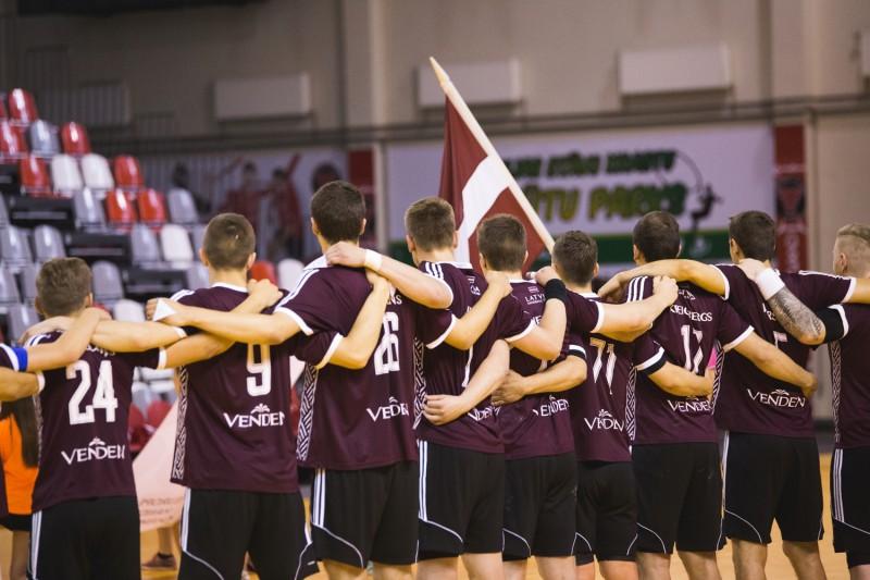 Latvijas handbolisti pasaules čempionāta kvalifikāciju aizvadīs janvārī Klaipēdā