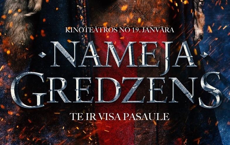 """Nākamnedēļ visā Latvijā būs skatāma filma """"Nameja gredzens"""""""