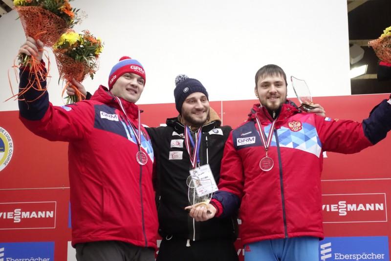 Nāciju kausā Siguldā uzvara Kivleniekam, bronza Caucei