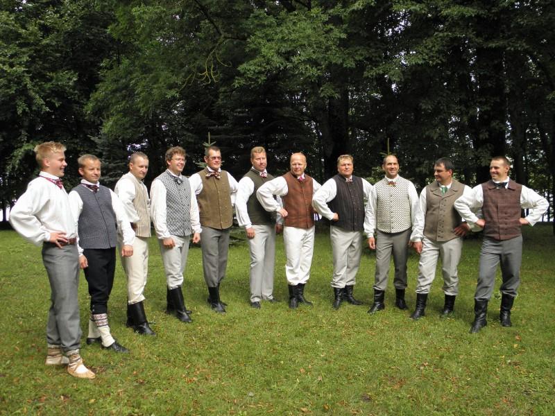 Liepājas muzeja Kurzemes tautastērpu informācijas centrs aicina uz sarunu par vīriešu tautastērpiem