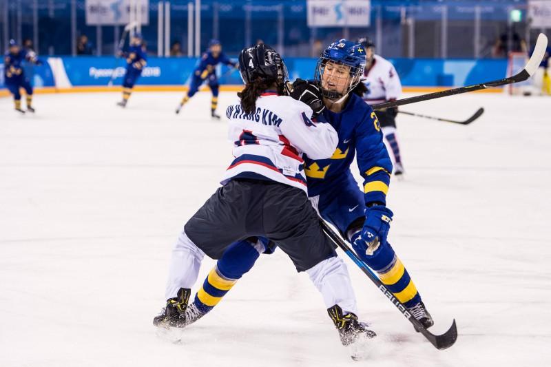 Ziemeļkorejas hokejistei Phjončhanā konstatēts pozitīvs dopinga tests