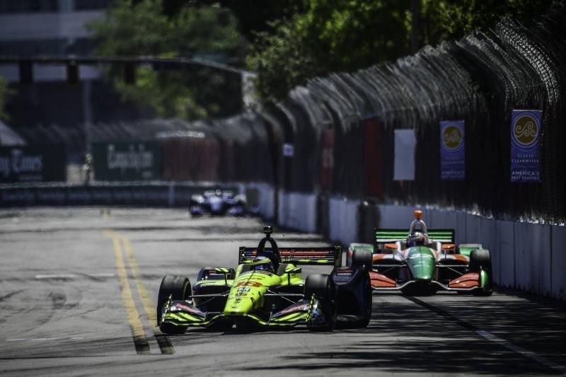 """Ar neticamu Burdē uzvaru sākas """"IndyCar"""" sezona"""