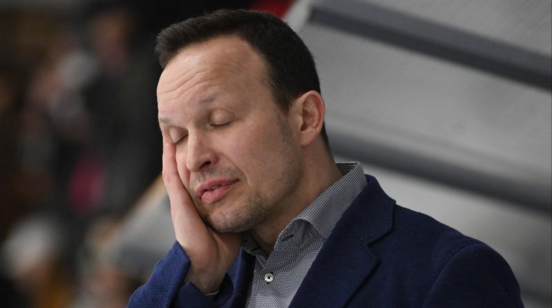 """""""Mogo"""" un galvenais treneris Oļegs Sorokins vienojas par sadarbības pārtraukšanu"""