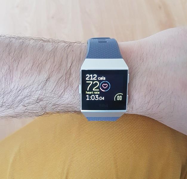 Fitbit Ionic viedpulkstenis – jaunas iespējas un izaicinājumi fiziskajām aktivitātēm