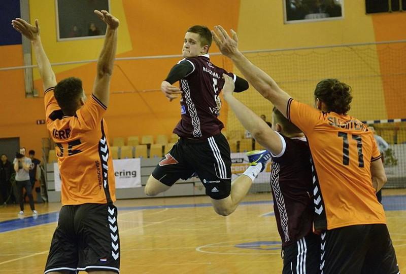 """Latvija turpinās """"Adriatic Cup"""" pret turkiem"""