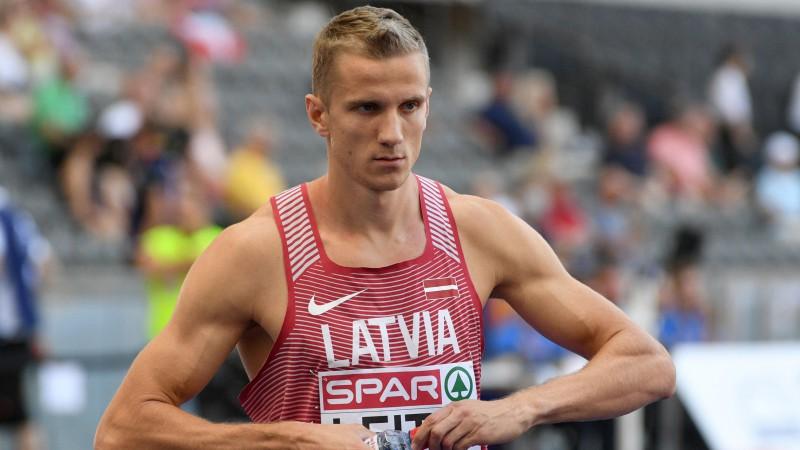 Sprinteris Leitis ievēlēts Eiropas Vieglatlētikas asociācijas Atlētu komitejā