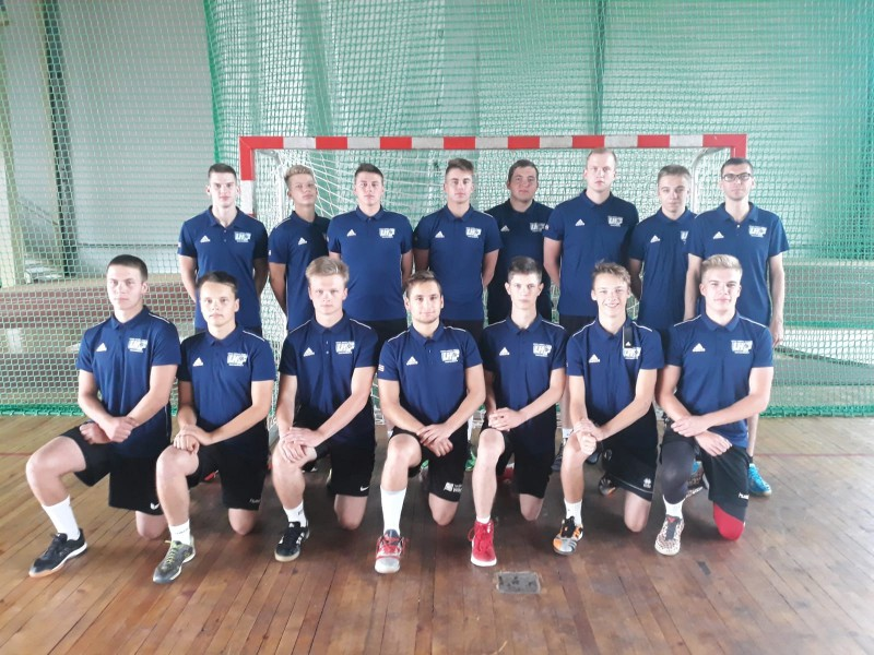 Latvijas U-18 handbolisti pret Slovākiju sāks Eiropas B divīzijas čempionātu