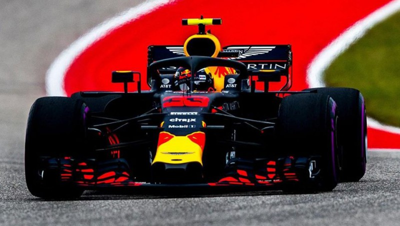 "Meksikas posma pirmajā treniņā dominē ""Red Bull"" piloti"