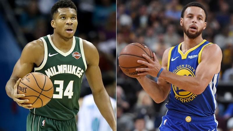 Adetokunbo un Karijs - nedēļas labākie NBA