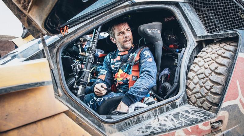Lēbam negaidīti rodas iespēja startēt Dakaras rallijā