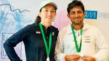 Tenisiste Kirilovska sasniedz pasaules senioru čempionāta finālu