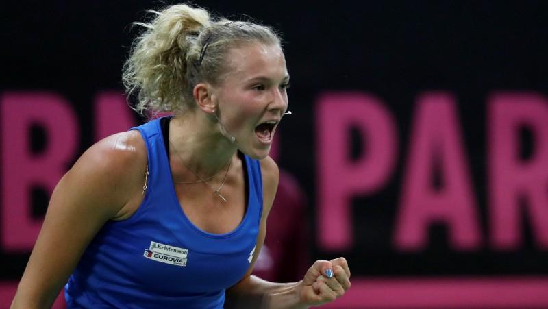 "Čehija tuvojas kārtējam ""Fed Cup"" titulam"